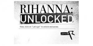 UNLOCKED cara Rihanna Promosi di Facebook