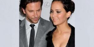 Ups! Bradley Cooper Ketahuan Lirik Payudara Jennifer Lawrence