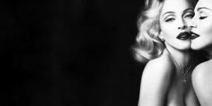Usia 54 Tahun, Madonna Bugil untuk Iklan Parfum