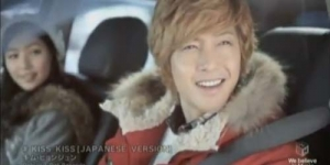 Video Klip Romantis 'Kiss Kiss' Kim Hyun Joong Versi Jepang