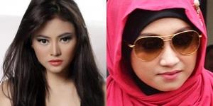 Vitalia Sesha dan Sefti Sanustika Main FTV 'Tobatnya Sang Koruptor'