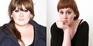 Wajah Berubah, Adele Operasi Plastik ?