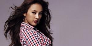 Wajah Jadul Artis Seksi 'Lee Hyori'