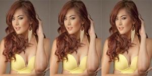 Wakili Indonesia dalam Ajang Miss Universe 2012, Maria Selena Berbikini Seksi