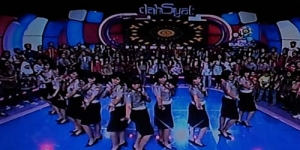 'Zebra Metro Voice' Girlband Beranggotakan Polwan Cantik