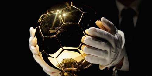 23 Kandidat Peraih Ballon d'Or 2012