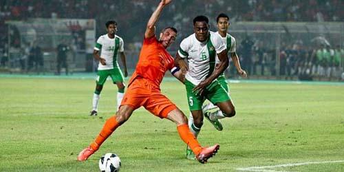 Indonesia Ditekuk 3-0 Oleh Timnas Belanda