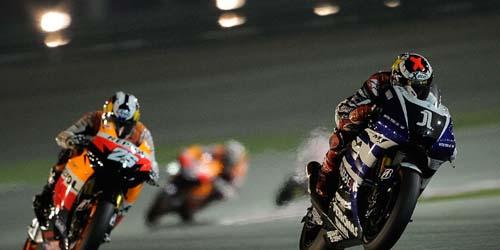 Jadwal Pertandingan MotoGP 2012