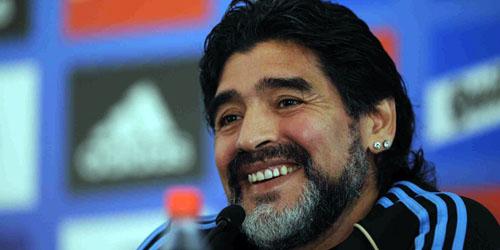 Maradona Siap Menjadi Pelatih Timnas Indonesia