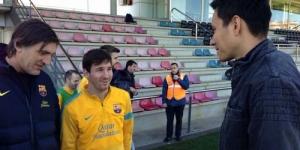 Ketika Lionel Messi Bilang 'Ciyus Miapah?'