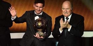 Lionel Messi Raih FIFA Ballon d'Or untuk Keempat Kalinya