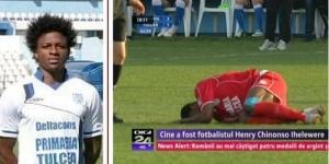 Pemain Sepak Bola Tim Divisi Rumania Tewas Dilapangan!