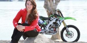 Sara Price, Pembalap Motocross Paling Seksi
