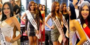 4 Finalis Miss World Malaysia Didiskualifikasi Karena Beragama Islam