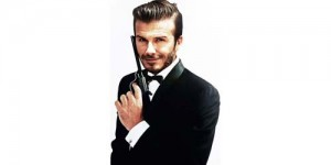 David Beckham jadi The Next James Bond?