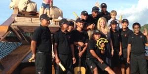 Liburan di Pulau Komodo, Gwyneth Paltrow Kepincut Pepes Ikan