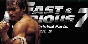 Aktor Thailand, Tony Jaa Akan Bintangi Film Fast and Furious 7