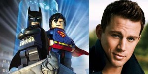 Channing Tatum jadi Superman di The Lego Movie