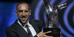 Franck Ribery Pemain Terbaik Eropa 2013