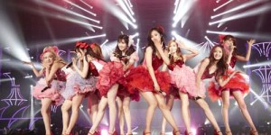 Harga Tiket Konser Girls Generation di Indonesia 14 September 2013