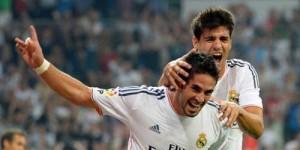 Isco : Itu Adalah Gol Sundulan Pertama Saya di La Liga!