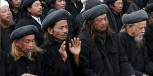 Jamaah Naqsabandiyah Padang Rayakan Lebaran 6 Agustus