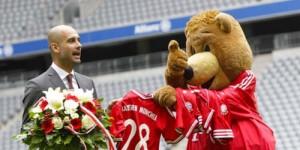 Kirchhoff Terkesan Filosofi Sepakbola Pep Guardiola