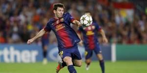 Lionel Messi Rela Bermain Tanpa Digaji