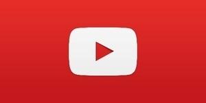 Logo Baru YouTube Kombinasi Warna Merah dan Putih