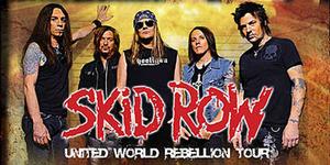 Tiket dan Jadwal Konser Skid Row & Jamrud di Indonesia