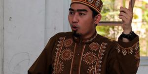 Ustadz Solmed Tobat dan Tidak Pasang Tarif Lagi