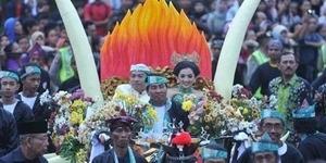 Acara Ngunduh Mantu Anang dan Ashanty Pakai Dana APBD Jember 2012?