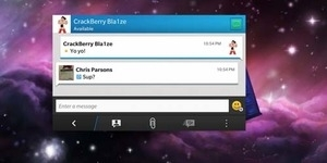Akan Ada BlackBerry Messenger for Desktop, BBM-an di Komputer