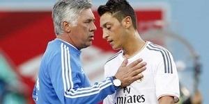 Ancelotti Klarifikasi Terkait Mesut Ozil