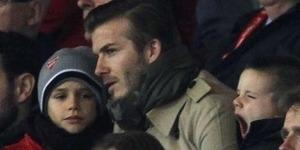 Arsenal Resmi Boyong Romeo James (Anak David Beckham)