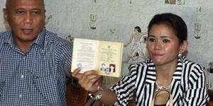 Calon Suami Zaskia Gotik Punya Tiga Anak dan Masih Memiliki Istri Sah
