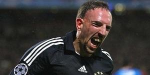 Franck Ribery Berpotensi Raih Gelar Ballon d'Or 2013