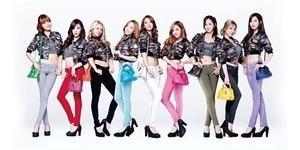 Girls Generation Pamer Kaki Seksi di Iklan Samantha Thavasa Jeans