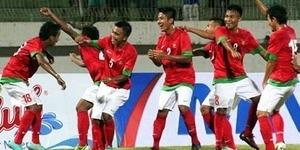 Imbang Lawan Malaysia, Indonesia Lolos Semifinal Piala AFF U-19