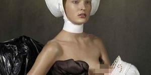 Kontroversi Foto Wanita Menyusui di Majalah Vogue Belanda