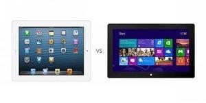 Microsoft Surface 2 vs Apple iPad 4