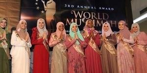 Miss World Muslimah, Kontes Kecantikan Wanita Berhijab