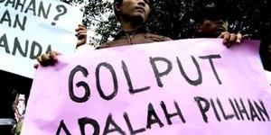 MUI Samarinda : Golput Hukumnya Haram!