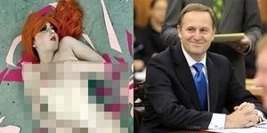 Perdana Menteri Selandia Baru Bangga Putrinya Berpose Bugil