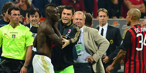 Protes Keras ke Wasit, Mario Balotelli Diskorsing 3 Pertandingan