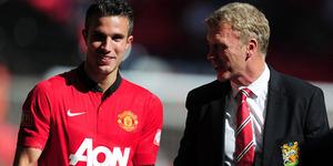 Robin van Persie Tegaskan Bahagia Bersama Manchester United