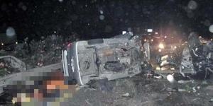 Salah Satu Korban Kecelakaan Tol Jagorawi Hilang Ingatan