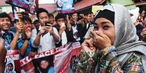 Tanggapan Santai Fatin Shidqia Atas Kritikan Fans Agnes Monica