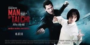 Video Trailer dan Poster Terbaru Man of Tai Chi