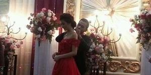 Wenda eks Cherry Belle Dilamar Ruben Onsu di Hari Ulang Tahun Ibunya